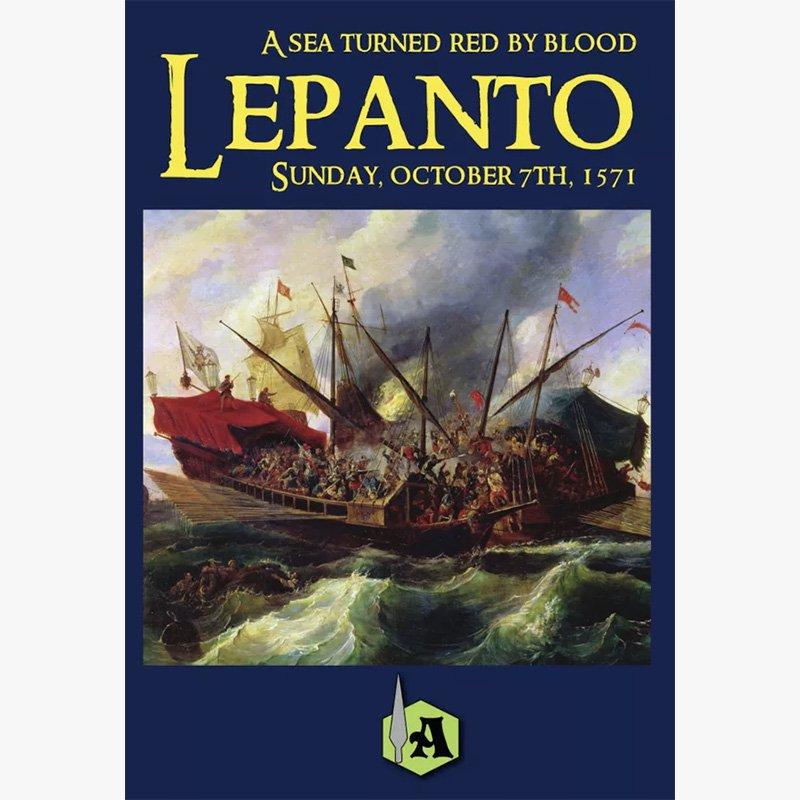 Lepanto 1571(レパントの海戦)