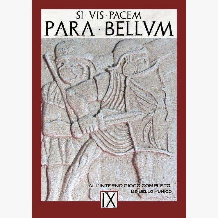 【日本語ルールブック付き】PM09- De Bello Punico(ポエニ戦争)