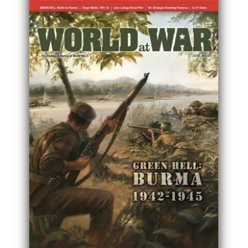 【ご予約分】WW28- Green Hell: Burma 1942-1945