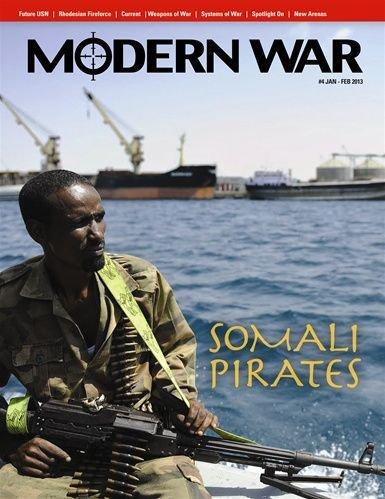 【ご予約分】ソマリ・パイレーツ(Somali Pirates)