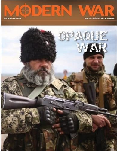 【ご予約分】【日本語ルールブック付き】ウクライナ内戦(Opaque War: Ukraine 2014)