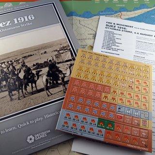 スエズ1916 (Suez 1916)