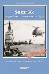スエズ '56(Suez '56: Anglo-French Intervention)