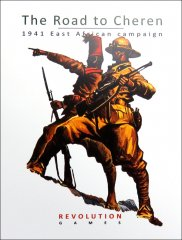 東アフリカ1941(The Road to Cheren)