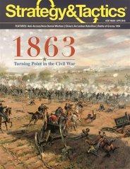【メーカー在庫切れ】1863: 南北戦争の転回点(1863)