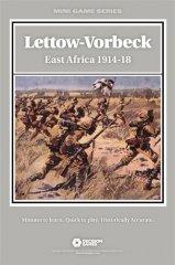 東アフリカ1914-18(Lettow-Vorbeck: East Africa 1914-18)