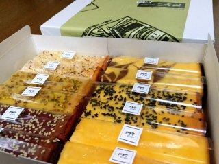 【冷凍】おいもチーズケーキ12本入セット