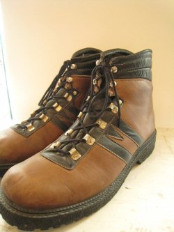 80's Unknown Trekking Shoes
