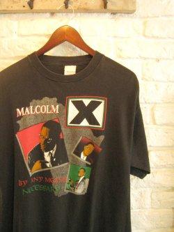 80's MALCOLM X T-Shirt