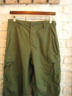 60's US Military Jungle Fatigue Pants Non Rip
