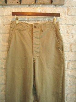 40's US ARMY Chino Pants