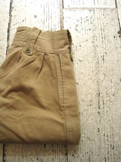 50-60's British Army Cotton Shorts