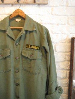 60's US ARMY Utility Shirt