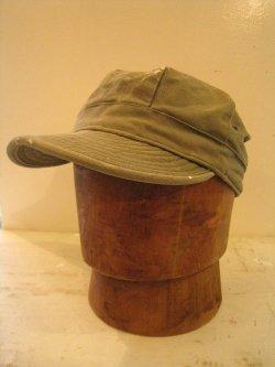 40's USMC HBT Cap