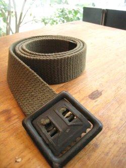 40's US Military Web Belt