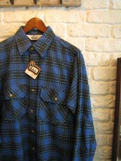Woolrich Flannel Shirt Dead Stock
