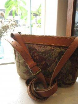 Ralph Lauren Gobelin Shoulder Bag