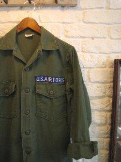 60's US AIR FORCE Utility Shirt