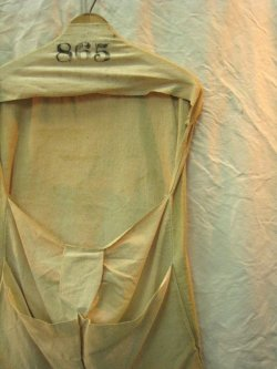 ~50's Canvas Hanger Pocket