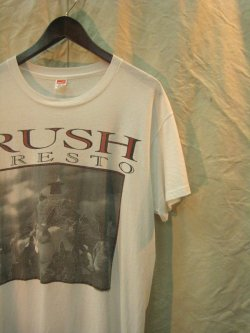 1990 RUSH PRESTO Tee