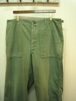 60's US ARMY Utility Pants