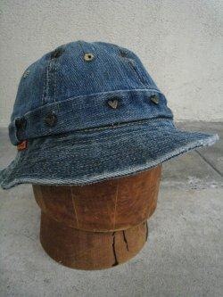 70's Levi's Denim Hat