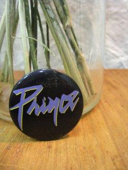 1984 Prince Purple Rain Can Badge