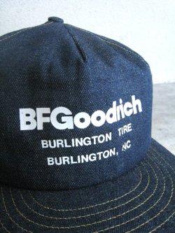 80's BF Goodrich Denim Cap