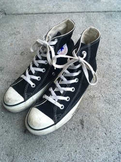 90's CONVERSE ALL STAR Hi Made in USA