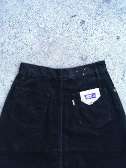 80's Levi's Corduroy Skirt Dead Stock