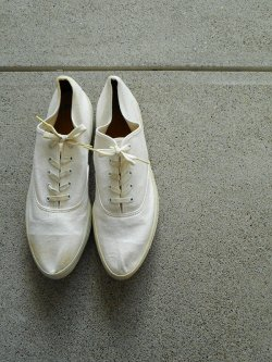 60's US Keds Pointed Toe Canvas Sneaker