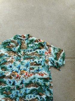 60's ALOHA SHIRTS Hawaiian Shirt