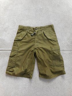70's US ARMY M-65 Trousers Cut Off Shorts