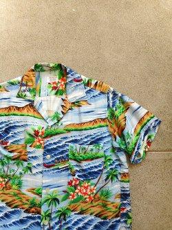 50-60's PENNEY'S Hawaiian Shirt