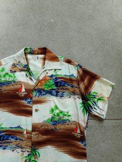 50's IOLANI Hawaiian Shirt