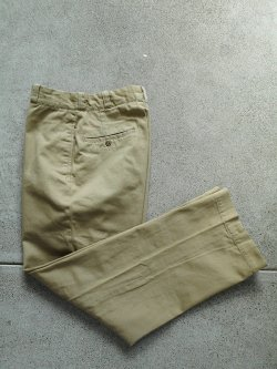 60's US Military Chino Pants