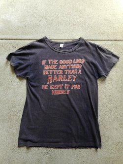 70's Harley Davidson T-Shirt
