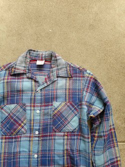 70's BIG MAC Flannel Shirt