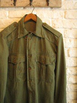 40's British Army Jungle Shirt