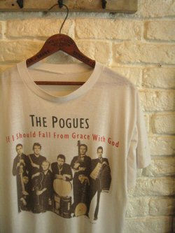 80's THE POGUES Tout Tee