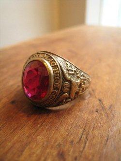 1954 Northwest Catholic High Schook Ring