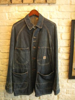 SUPER PAY DAY Denim Work Jacket
