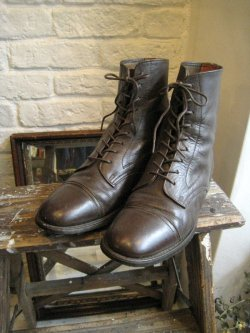 THE WINDSOR Leather Boots made in ENGLAND