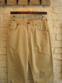 60's LEVI'S 911B Pique Pants