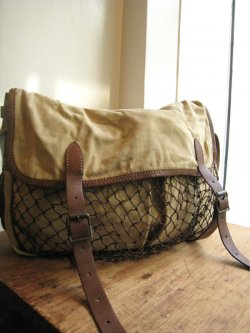~80's Barbour Hunting Bag