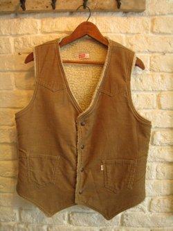 80's Levi's Corduroy Vest