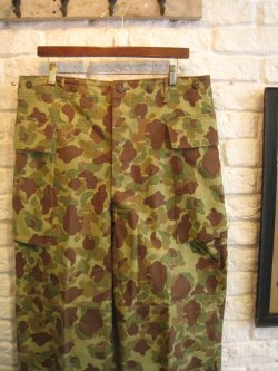 WWII US ARMY M-1943 Trousers