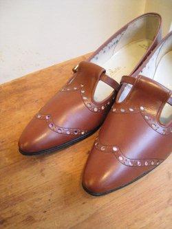 60's Joseph Larose T-strap Shoes
