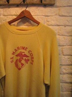 50-60's USMC Vintage Sweat