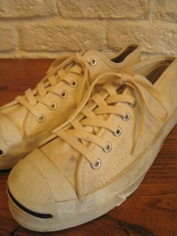 80's CONVERSE JACK PURCELL Dead Stock